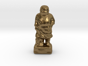 The Saigousan-mini in Natural Bronze