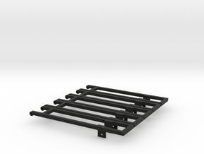 5 18' bed frame builder pack in Black Strong & Flexible