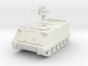 MG100-NATO01 M113A1 in White Strong & Flexible