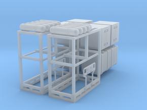 1/87 Scan Schwerlastturm Topline 2er in Smooth Fine Detail Plastic