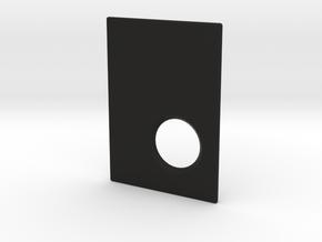 Mark I Cover in Black Natural Versatile Plastic