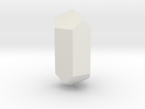 Calcite in White Natural Versatile Plastic