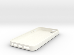 IPhone 5 - Case - New York in White Processed Versatile Plastic