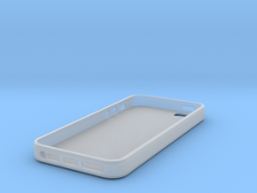 IPhone 5 - Case - New York in Smooth Fine Detail Plastic