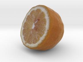 The Lemon-2-Half in Full Color Sandstone
