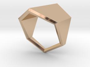 Ring (1) in 14k Rose Gold