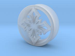VORTEX5 - 30mm in Smooth Fine Detail Plastic