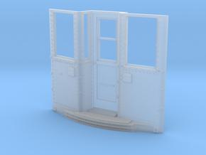 Baldie # 4004 box style door controls in Smooth Fine Detail Plastic