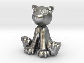 Doggy in Natural Silver