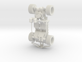Spectacular Hango-densor Mkiv in White Natural Versatile Plastic
