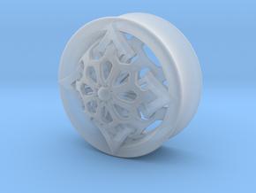 VORTEX6-24mm in Smooth Fine Detail Plastic