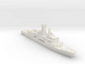 Anzac ASMD 1/700 Stripped in White Natural Versatile Plastic