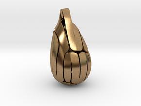 TK VB 0811 in Natural Brass