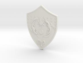 /mlp/ 4CC Logo in White Strong & Flexible