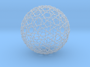 Spherical Mystery in Smooth Fine Detail Plastic
