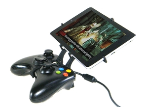 Xbox 360 controller & Vodafone Smart Tab 7 in Black Natural Versatile Plastic