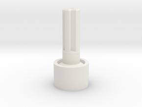 Einleger 141011 Sh001 in White Natural Versatile Plastic