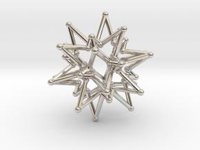 StarCore 2 Layers - 2.6cm in Platinum