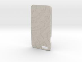 Iphone 6 Halo Case in Sandstone