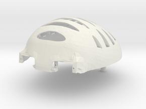 Skull Cap for skull in White Natural Versatile Plastic