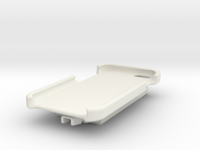 iPhone 6 / Dexcom Case - NightScout or Share in White Strong & Flexible