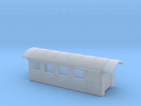 Wagenkasten des CF 26 der YsteC (Nm, 1:160) in Smooth Fine Detail Plastic