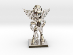 My Little Pony - Twilight CommanderEasyglider 10cm in Platinum