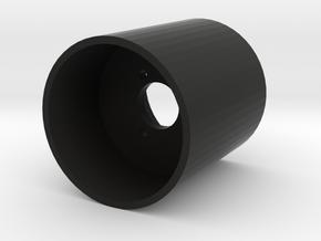 REON 1:1 MSE-6 Droid Rear Wheel in Black Natural Versatile Plastic