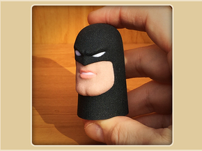 1:6 Scale Space Ghost Head in Full Color Sandstone