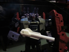 UT Troll G1 Gun in White Strong & Flexible