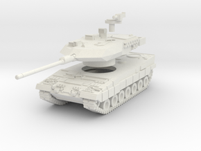 MG144-G03 Leopard2A6 in White Strong & Flexible