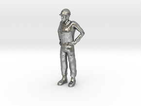 Foreman 1/29 scale in Natural Silver