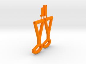 Blackout Swivel Combo for SurveilZone HS1177 Cam in Orange Processed Versatile Plastic