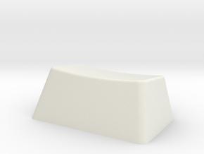 IBM Model M - KeyCap 1.75 Non-Stepped - V2 in White Natural Versatile Plastic