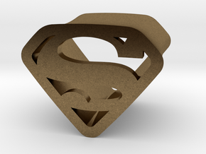 Super 10 By Jielt Gregoire in Natural Bronze