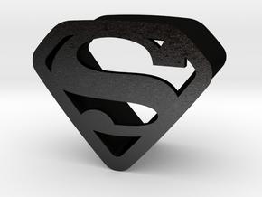 Super 18 Holow By Jielt Gregoire in Matte Black Steel