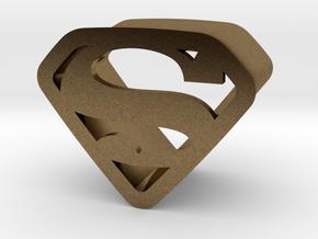 Super 16 By Jielt Gregoire in Natural Bronze