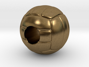VolleyBall 4U in Natural Bronze