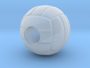 VolleyBall 4U in Smooth Fine Detail Plastic