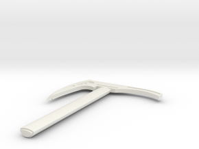Hunger Games Survival Axe 1:1 in White Strong & Flexible