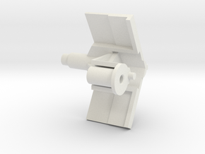 Closing Hinge for Palram Plant Inn in White Natural Versatile Plastic