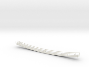 Rope bridge in White Natural Versatile Plastic