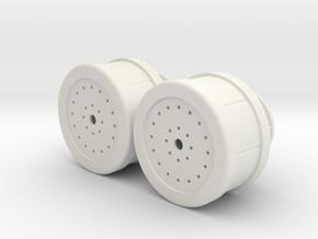Scarecrow Gas Cylinder (Arkham Knight) in White Natural Versatile Plastic