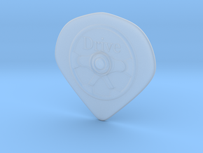 Hard pick(drive) in Smooth Fine Detail Plastic