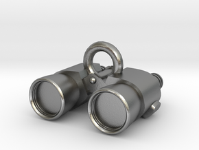 Binoculars in Natural Silver