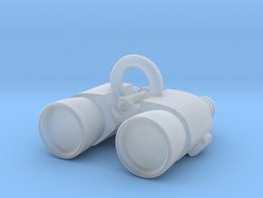 Binoculars in Smooth Fine Detail Plastic