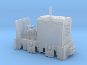 Feldbahn O&K MD2  1:35 in Smooth Fine Detail Plastic