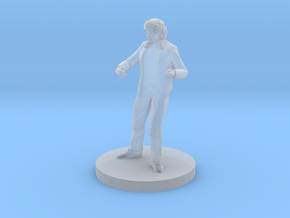 Dancin' Man in Smooth Fine Detail Plastic