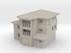 Duplex Scaled 100 fixed in Natural Sandstone