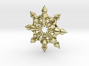 Buddhism in 18k Gold